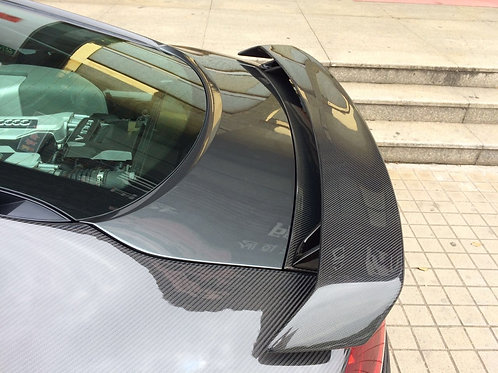 AUDI 07-14 R8 RIEGER STYLE REAR SPOILER (NOT FOR CONVERTIBLE)