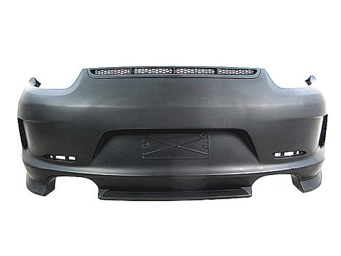 11'-15' PORSCHE CARRERA 911 991.1 GT3 STYLE REAR BUMPER WITHOUT DIFFUSER