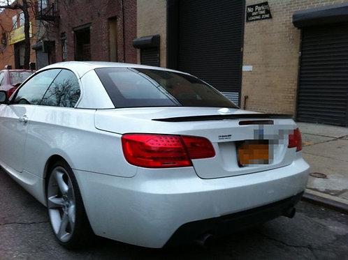 BMW E92/E93 M3 STYLE TRUNK WING