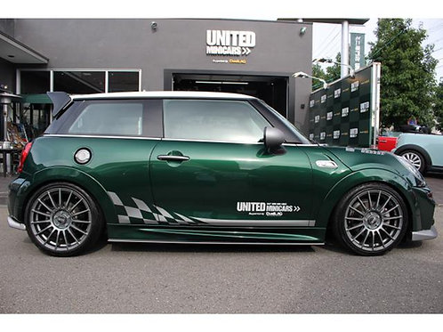 BMW MINI F55/F56 COOPER S DUELL AG STYLE FRONT FENDER