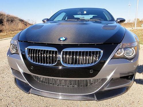 BMW E63/E63 6-SERIES VORSTEINER STYLE FRONT LIP