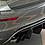 Thumbnail: BMW E71 X6M ARKYM STYLE REAR LIP