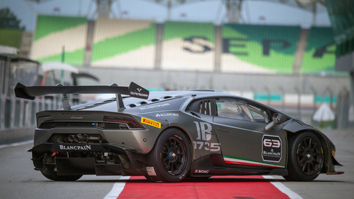 Lamborghini Lp610 Huracan Super Trofeo Style Wide Body Kits