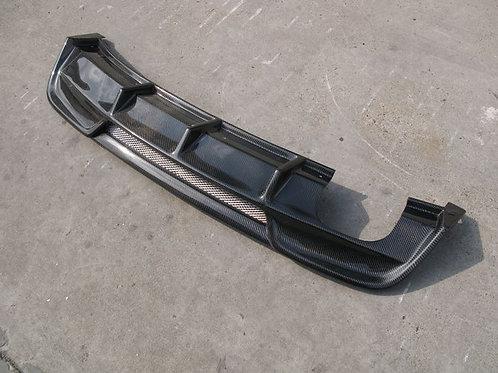 BMW E82/E88 1M OEM STYLE REAR BUMPER DIFFUSER(FOR 135I M-TECH BUMPER)