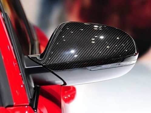 AUDI A6 S6 RS6 MIRROR COVER-PAIR