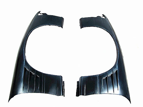 NISSAN 180SX G-CORPORATION TYPE-2 STYLE FRONT FENDER-WIDE+30MM