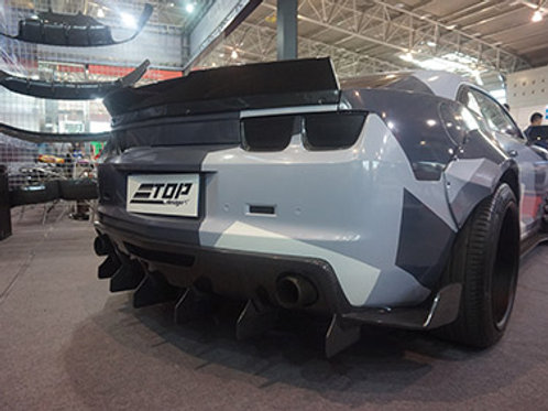 CHEVROLET CAMARO MB DESIGN STYLE TRUNK WING