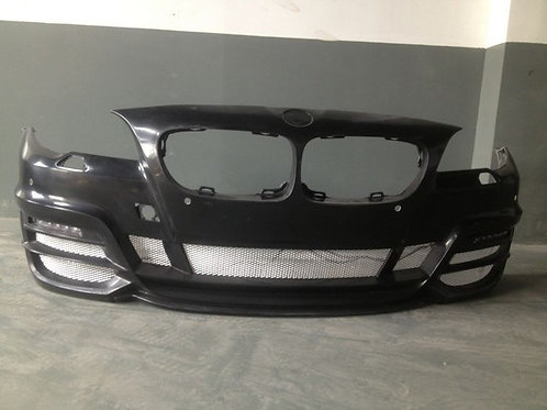 BMW F10/F18 5-SERIES WALD STYLE FRONT BUMPER W LED/LAMP*2