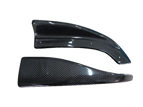 EVOLUTION 8/9 CS STYLE REAR BUMPER EXTENSION(PAIR)-2 PCS