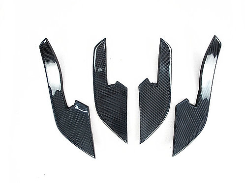 AUDI RS7 ARS STYLE FRONT CANARDS-4PCS