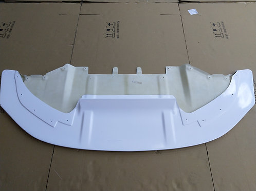 NISSAN GTR R35 LB TYPE-2 STYLE FRONT LIP W/DIFFUSER