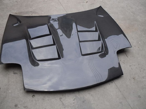 MAZDA FD3S RX7 RE-GT STYLE HOOD