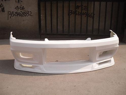 NISSAN R32 GTR/GTS 2D/4D DO-LUCK STYLE FRONT BUMPER