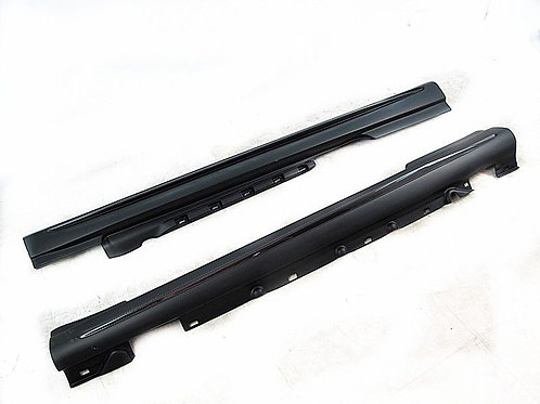 MB 10-13' W207 E-CLASS PRIOR DESIGN PD550 STYLE SIDE SKIRTS