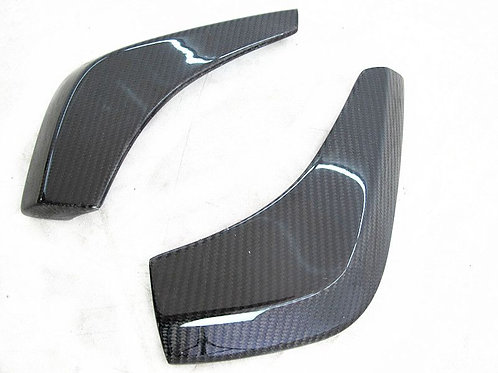 08-15 SCIROCCO R MK3 ARS STYLE REAR BUMPER EXTENSIONS