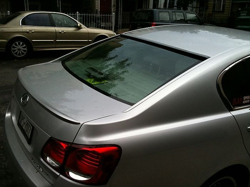 LEXUS GS CRS STYLE ROOF WING