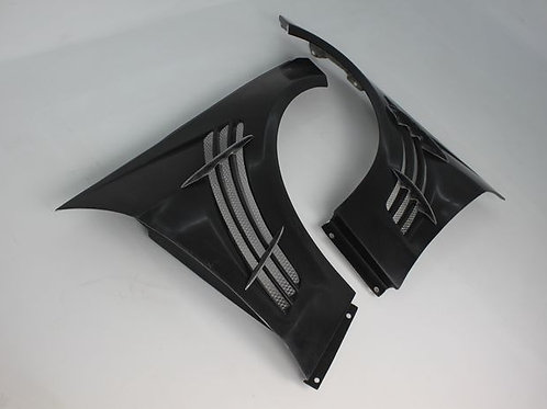 MB10-13' W207 E-CLASS WALD STYLE FRONT FENDER-PAIR