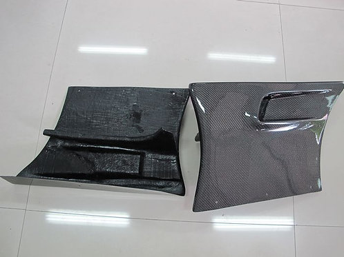 MAZDA FD3S RX7 RE-GTSTYLE FRONT FENDER LOWER VENT ADDON