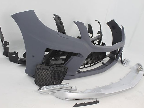 MB W166 ML-CLASS AMG STYLE FRONT BUMPER W/LED LAMP