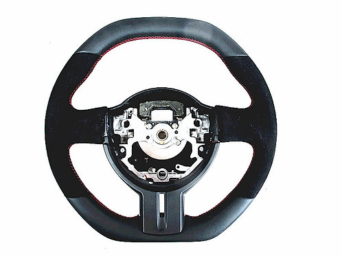 GT86/FT86/FRS/BRZ DD-SHAPE STYLE STEERING WHEEL