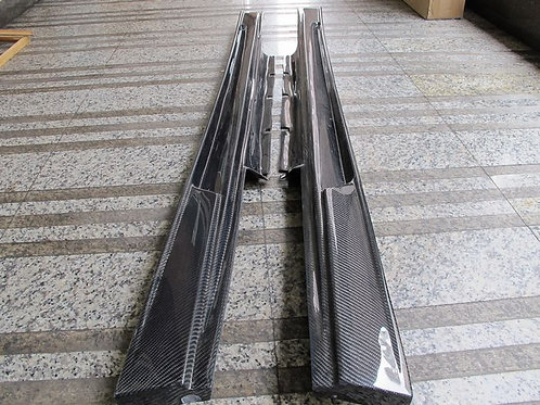 08-16' GTR R36 BSE STYLE SIDE SKIRTS