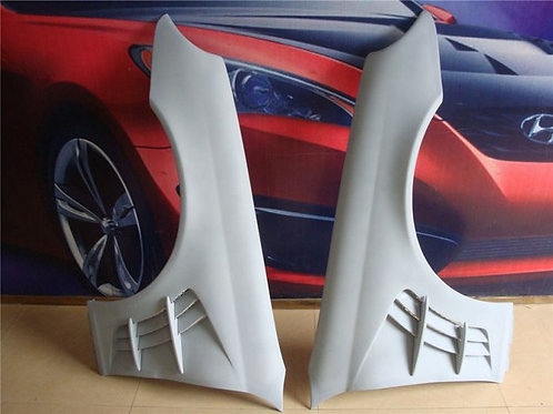 MB 01-04' W203 C-CLASS C32 EURO STYLE FRONT FENDER