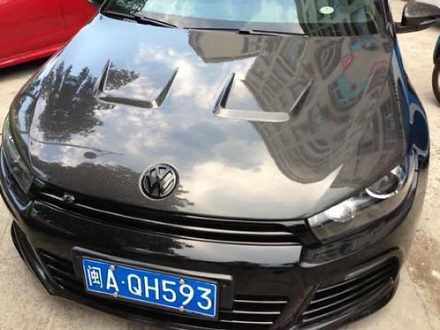 08-15 SCIROCCO VENTED STYLE HOOD