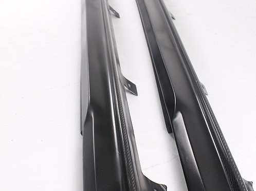 MB14'W212 E-CLASS TP STYLE SIDE SKIRTS