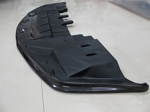 NISSAN GTR/GTT R34 OEM STYLE FRONT BUMPER BOTTOM LIP W/ UNDERTRAY