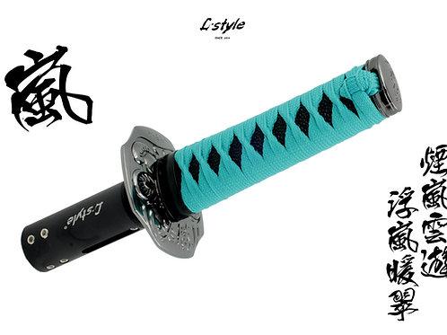 JAPANESE Style Shifter-cyan&black---NEW!