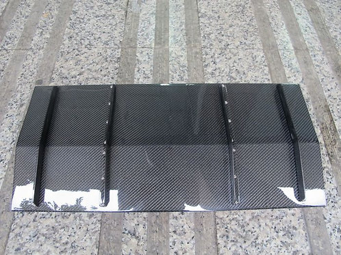86/BRZ GT86/FT86/FRS TRD STYLE REAR DIFFUSER