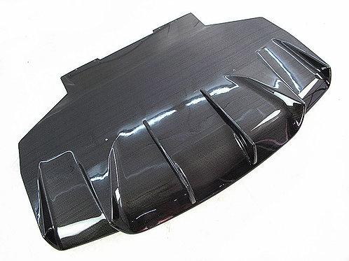 08-13'BMW MINI R56/R57/R58/R59 DUELL AG KRONE EDITION STYLE REAR BUMPER DIFFUSER