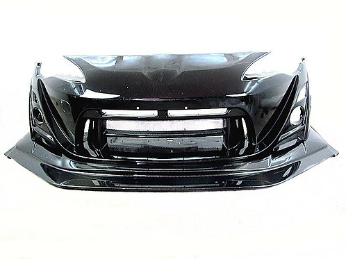 86/BRZ GT86/FT86/FRS VARIS ARISING STYLE FRONT BUMPER W/O DIFFUSER