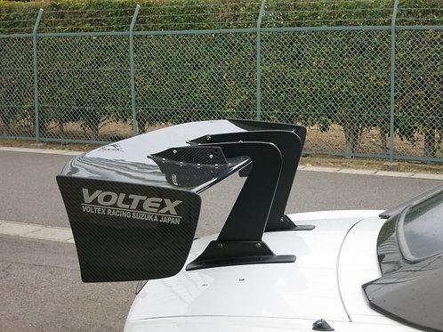 86/BRZ GT86/FT86/FRS VOLTEX RACING STYLE GT WING W/ METAL BRACKET-1600MM