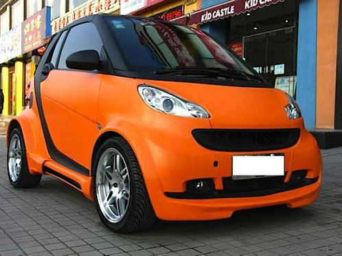 MB SMART FOR TWO WIDEBODY KIT