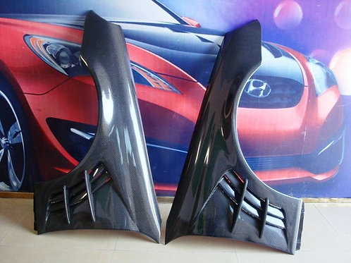 MB W209 CLK-CLASS WALD STYLE FRONT FENDER-PAIR