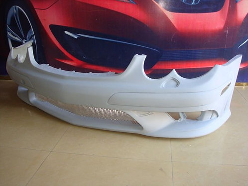 MB W209 CLK-CLASS AMG STYLE FRONT BUMPER