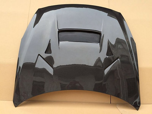 17' NISSAN GTR R35 VRS COOLING STYLE HOOD