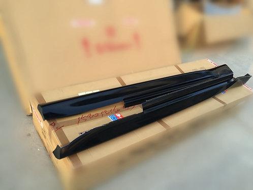 INFINITI G35 G37 V36 SKYLINE AK/LB STYLE SIDE SKIRTS
