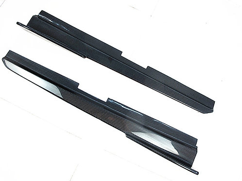 AUDI A7 S7 RS7 ARS STYLE SIDE SKIRT UNDER BOARD