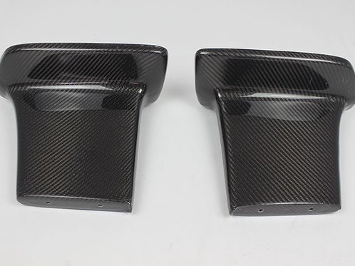 NISSAN GTR/GTT R34 JUN HIGHER STYLE REAR SPOILER BASE-2PCS
