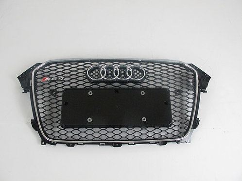 AUDI A4 B8 FACELIFT MODEL RS4 STYLE FRONT GRILLE
