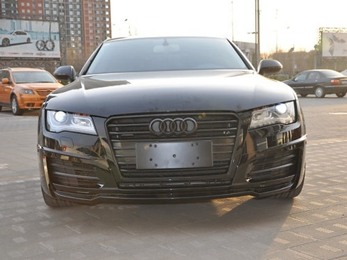 AUDIA7 4G WALD SYTLE FRONT LIP