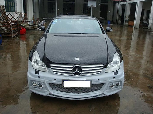 MBW219CLS-CLASS WALD STYLE FRONT BUMPER