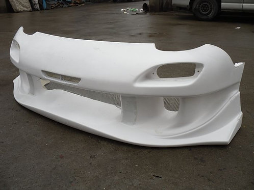 MAZDA FD3S RX7RE-GT STYLE FRONT BUMPER W/O CANARDS