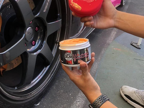 WHEELS WAX BY CHEMICAL GUYS