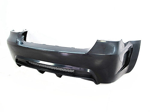 BMW E90 3-SERIES V STYLE WIDE REAR BUMPER