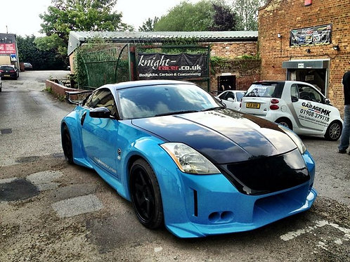 NISSAN 350Z VS3 STYLE WIDEBODY FRONT BUMPER