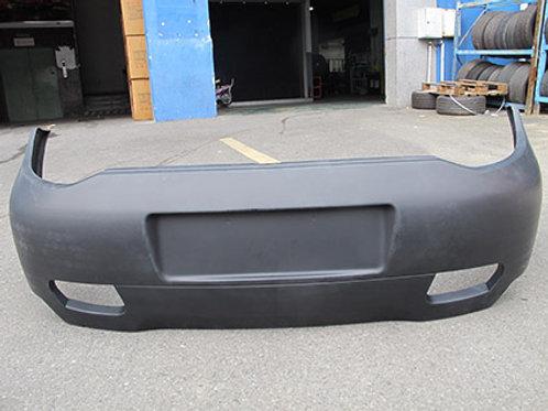 PORSCHE 911 997.2 TURBO LB PERFORMANCE STYLE REAR BUMPER W/DIFFUSER