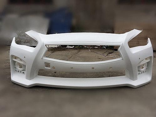 INFINITI Q50 BLITZ R-CONCEPT STYLE FRONT BUMPER W/ LED